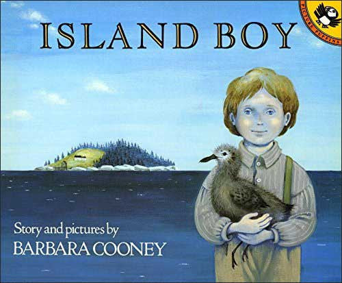 Island Boy  by Barbara Cooney