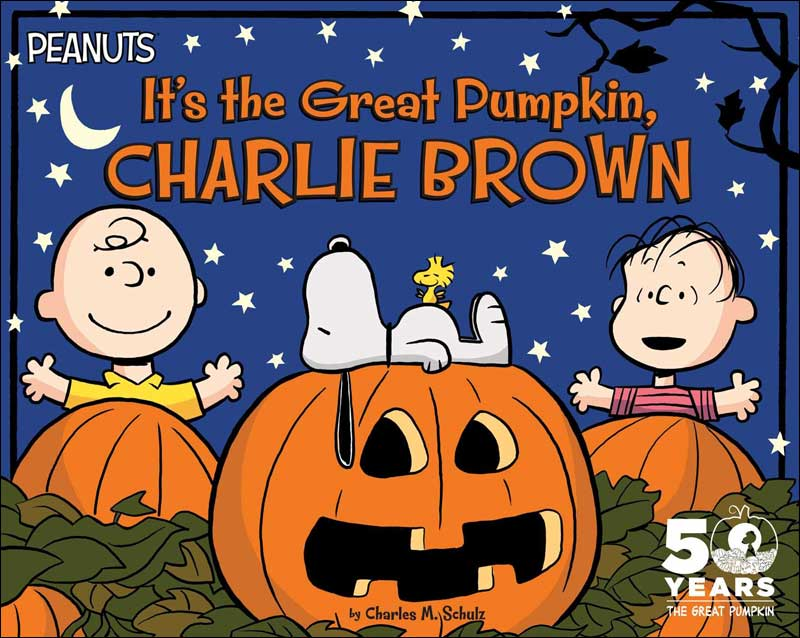 It's the Great Pumpkin, Charlie Brown by Kara McMahon and Charles Schulz