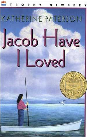 Jacob I Have Loved by Katherine Paterson
