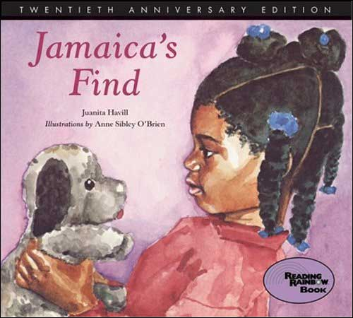 Jamaica's Find by Juanita Havill; illustrated by Anne O'Brien