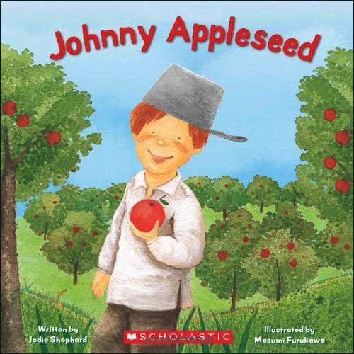 Johnny Appleseed by Jodie Shepherd