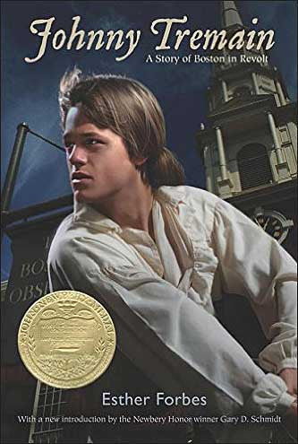 Johnny Tremain by Esther Forbes; illustrated by Michael McCurdy
