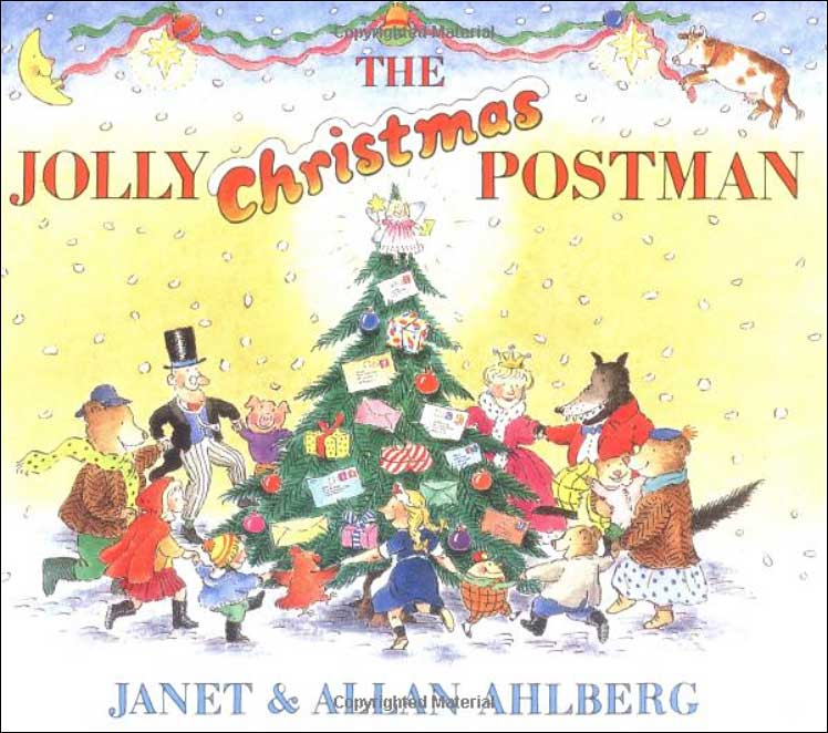 The Jolly Christmas Postman by Janet & Allan Ahlberg