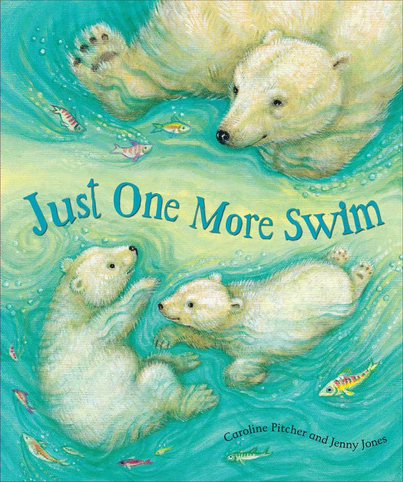 Just One More Swim by Caroline Pitcher