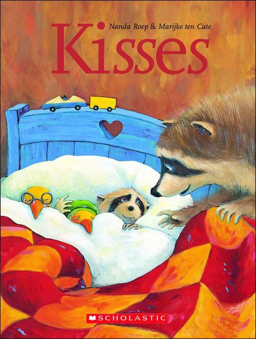 Kisses by Nanda Roep and Marijke ten Cate