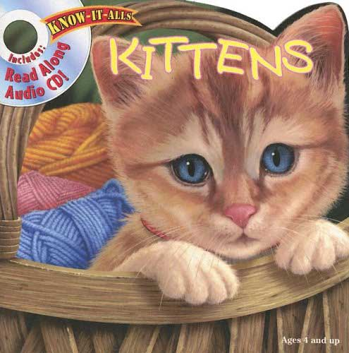 Know-It-Alls: Kittens by Christopher Nicholas