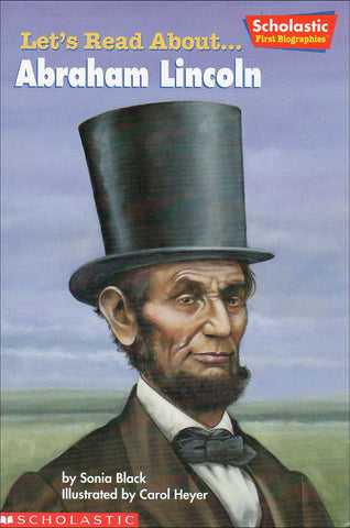 Let's Read About Abraham Lincoln
