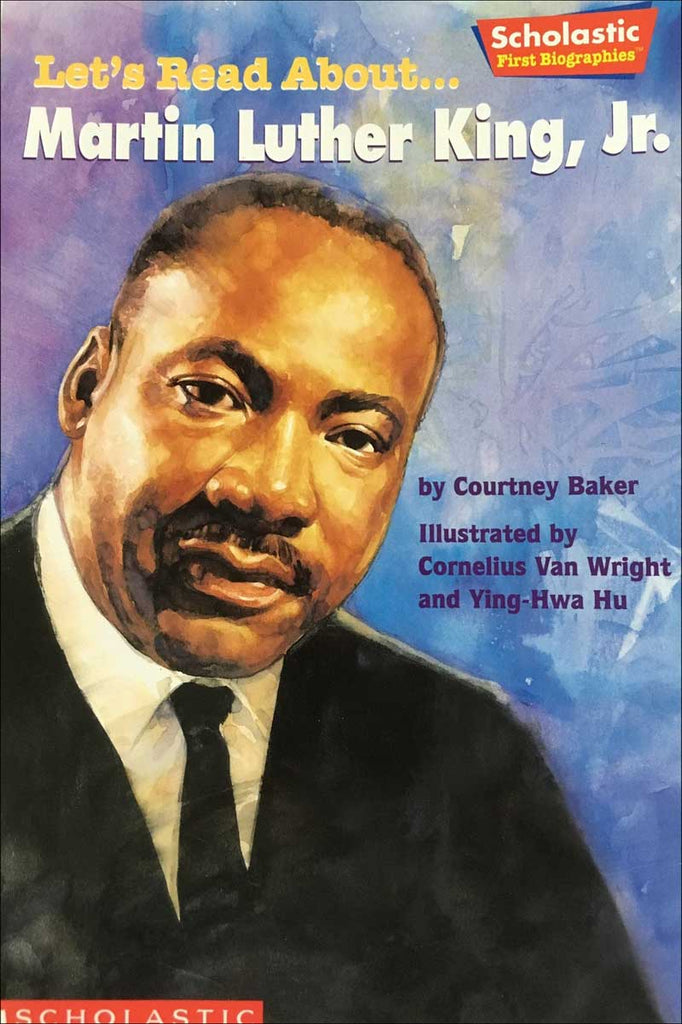 Let's Read About Martin Luther King, Jr