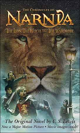 The Lion, the Witch and the Wardrobe Chronicles of Narnia Book 2  by C.S. Lewis