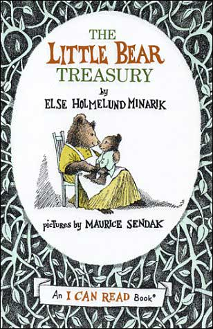The Little Bear Treasury: 3 Favorite Stories by Else Holmelund Minarik
