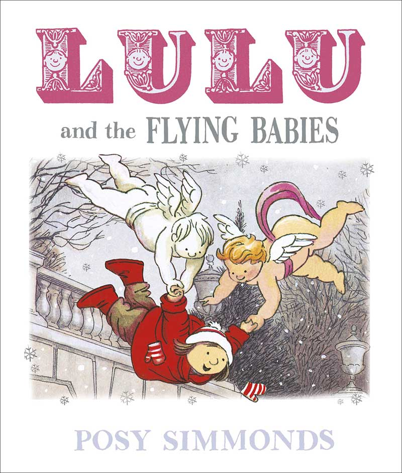 Lulu and the Flying Babies by Posy Simonds