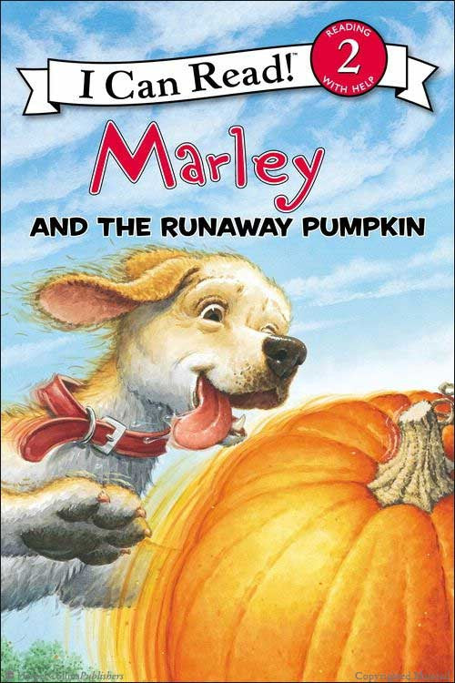 Marley and the Runaway Pumpkin by Susan Hill