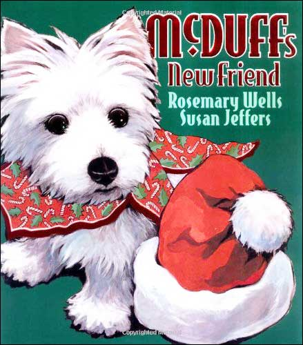 McDuff's New Friend by Rosemary Wells; illustrated by Susan Jeffers