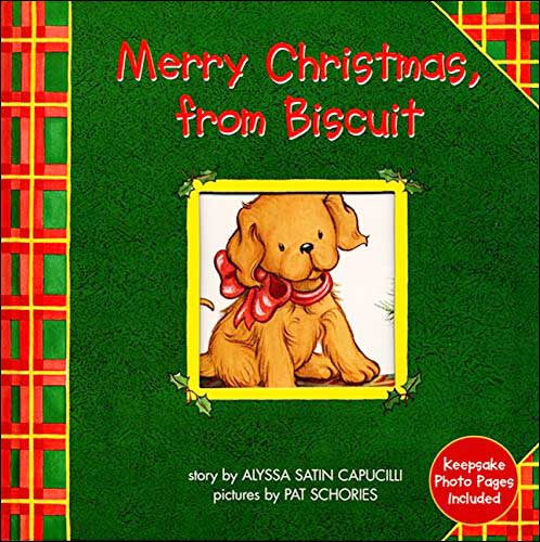Merry Christmas, from Biscuit by Alyssa Satin Capucilli