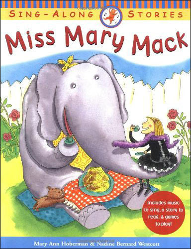 Miss Mary Mack adapted by Mary Ann Hoberman