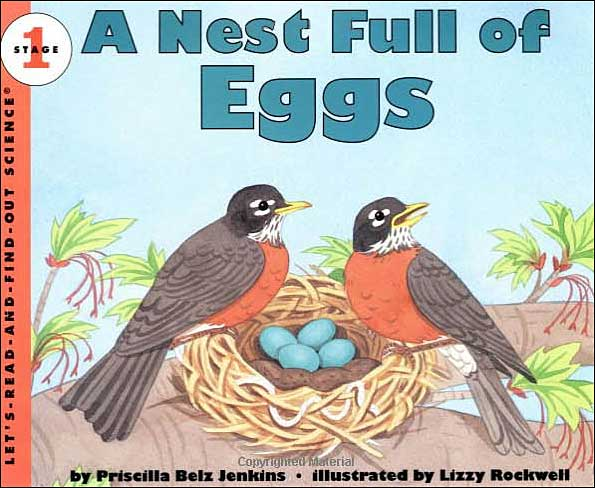 A Nest Full of Eggs  by Priscilla Belz Jenkins