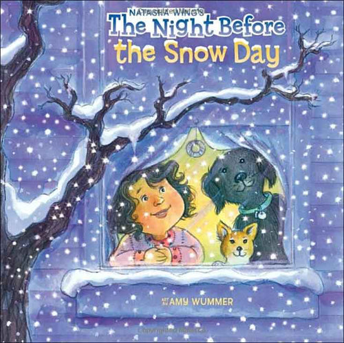 The Night Before the Snow Day  (SALE)
