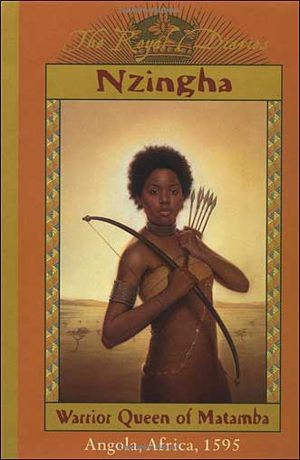 Nzingha, Warrior Queen of Matamba by Patricia C. McKissack
