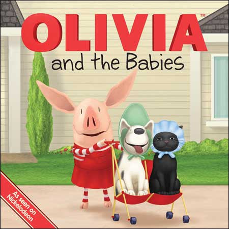Olivia and the Babies by Eryk Casemiro