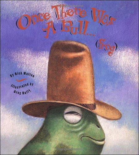 Once There Was a Bull...(frog)