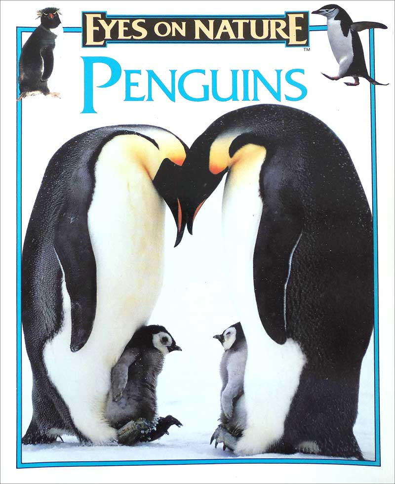 Penguins (Eyes on Nature) by Jane Resnick