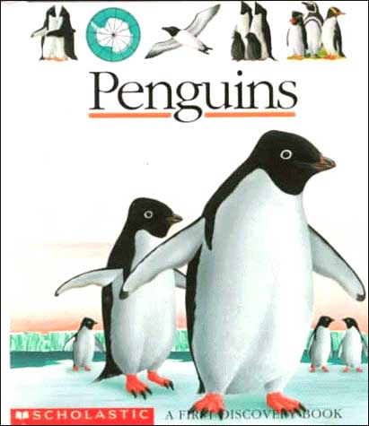 Penguins (A First Discovery Book) by Gallimard Jeunesse