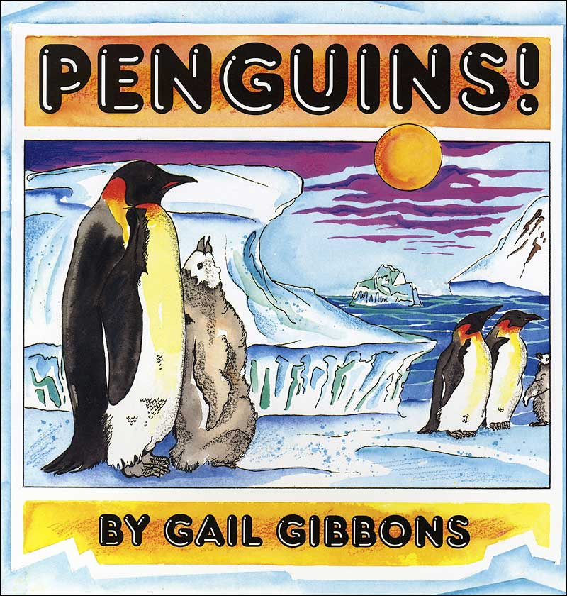 Penguins by Gail Gibbons
