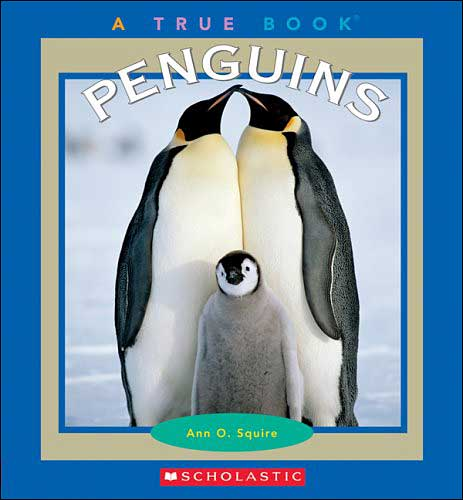 Penguins (A True Book)
