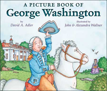 A Picture Book of George Washington by David Adler
