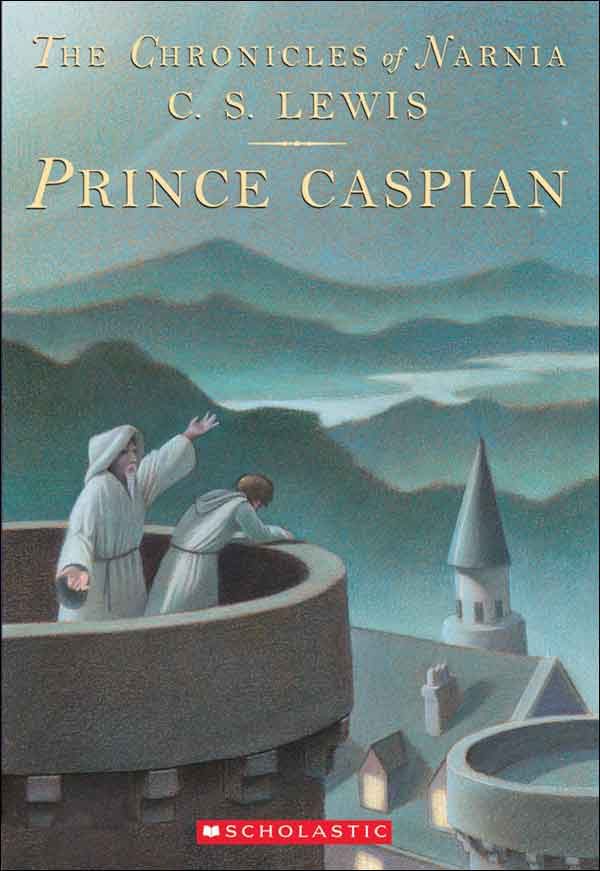 The Chronicles of Narnia: Prince Caspian  by C.S Lewis