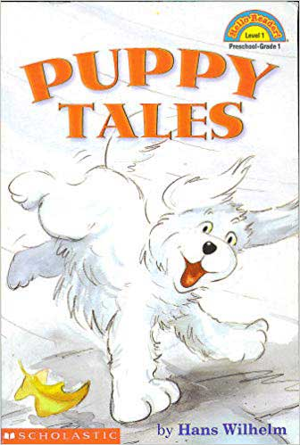 Puppy Tales: 6 Favorite Stories by Hans Wilhelm