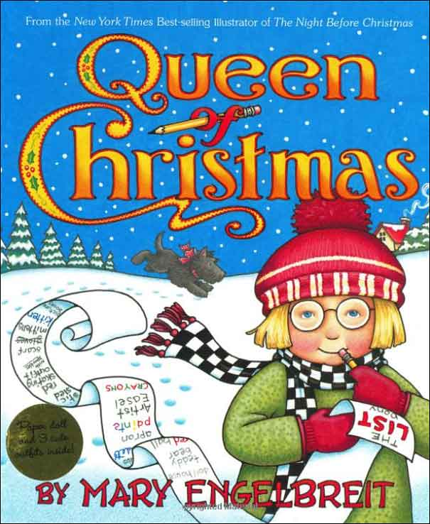 Queen of Christmas  by Mary Englebreit