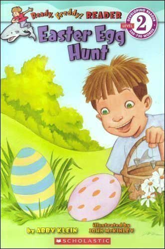 Easter Egg Hunt by Abby Klein