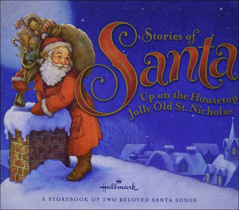 Stories of Santa  by Hallmark