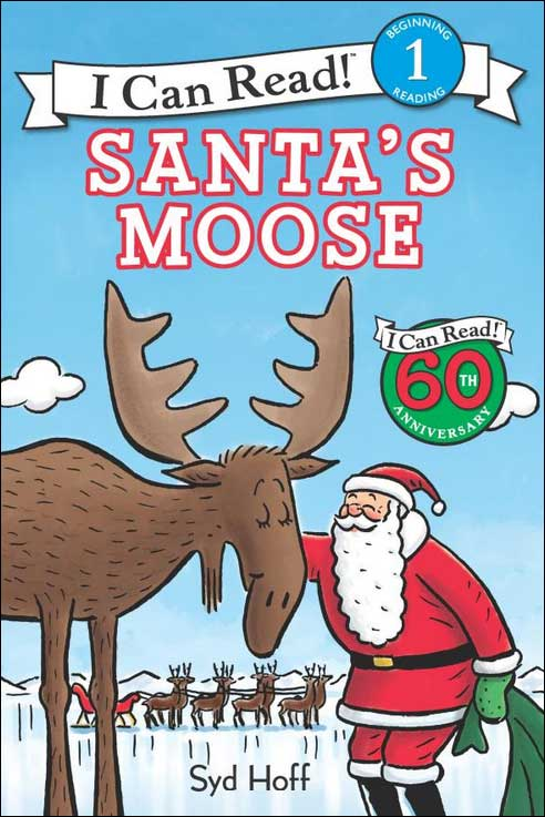 Santa's Moose by Syd Hoff