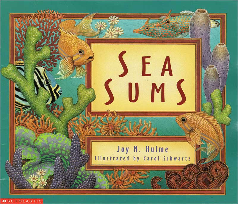 Sea Sums  by Joy Hulme