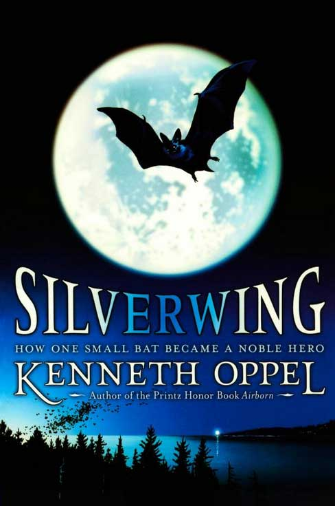 Silverwing by Kenneth Oppel