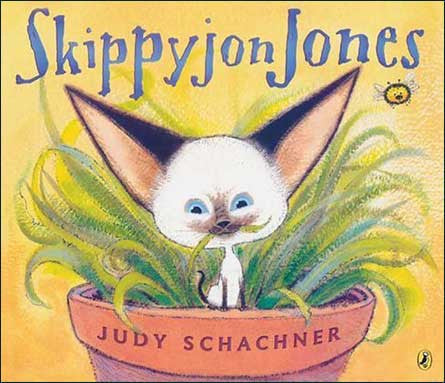 Skippyjon Jones  by Judy Schachner