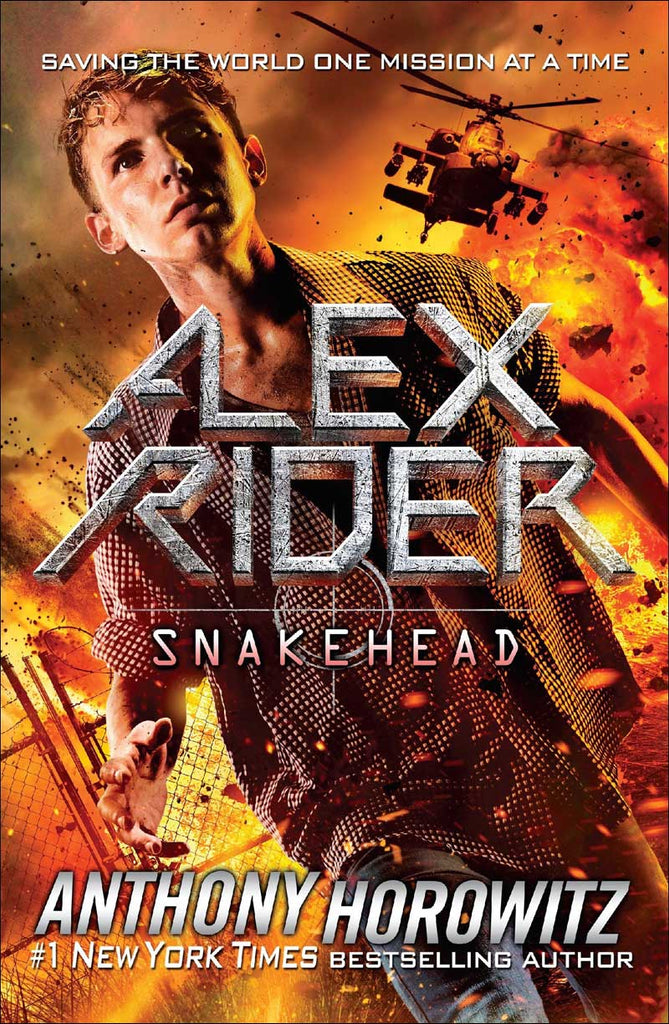 Snakehead (Alex Rider series) by Anthony Horowitz