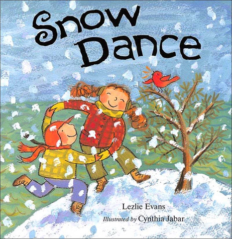 Snow Dance by Lezlie Evans