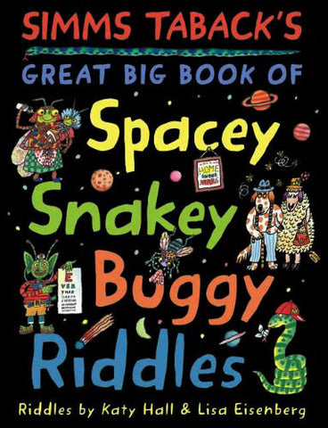 Spacey-Snakey-Buggy-Riddles