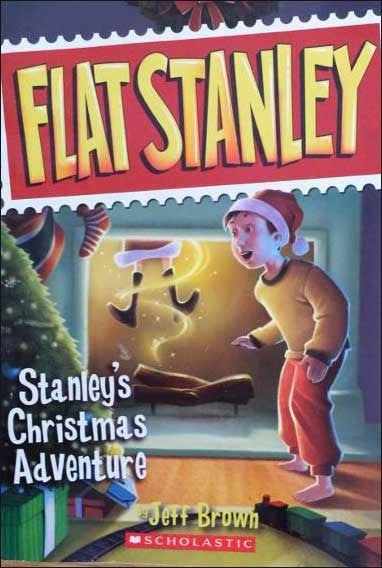 Flat Stanley: Stanley's Christmas Adventure by Jeff Brown