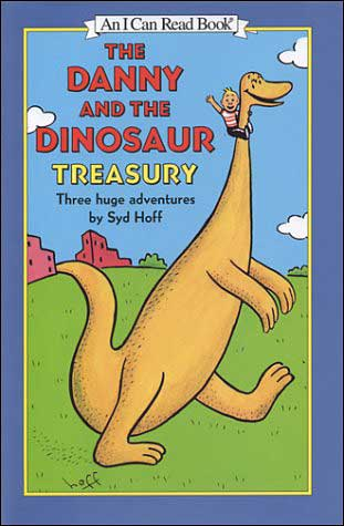 The Danny and the Dinosaur Treasury: 3 Favorite Stories by Syd Hoff