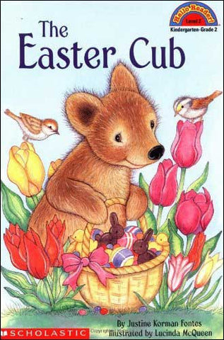 The Easter Cub by Justine Korman Fontes