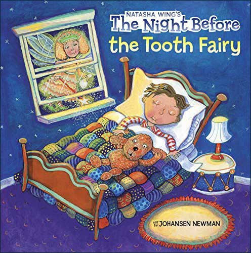 The Night Before the Tooth Fairy by Natasha Wing