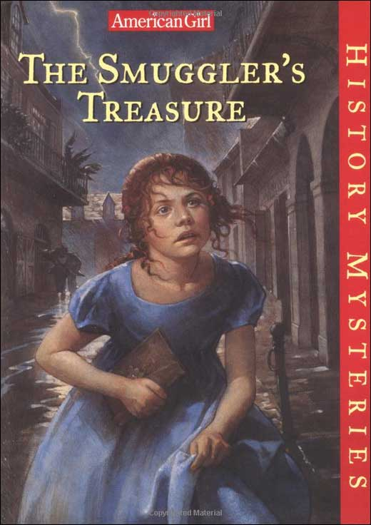 American Girl History Mysteries: The Smuggler's Treasure