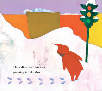 The Snowy Day by Ezra Jack Keats