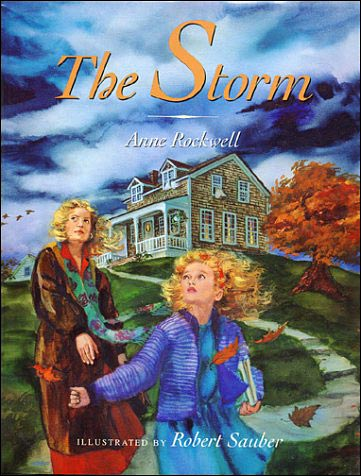 The Storm by Anne Rockwell
