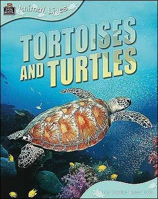 Tortoises and Turtles (Animal Lives) by Sally Morgan;  photographs from various sources