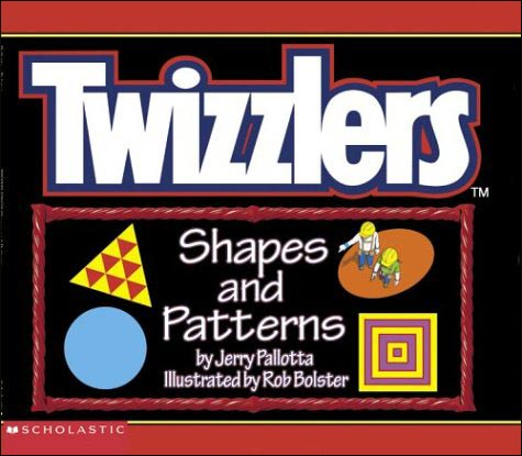 Twizzlers Shapes and Patterns by Jerry Pallotta